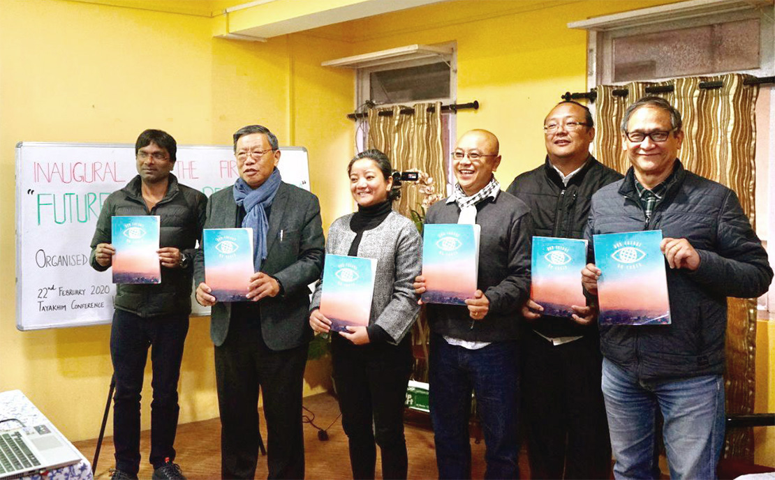 Inaugural launch of Future Earth Report 2020 in Sikkim, hosted by ECOSS