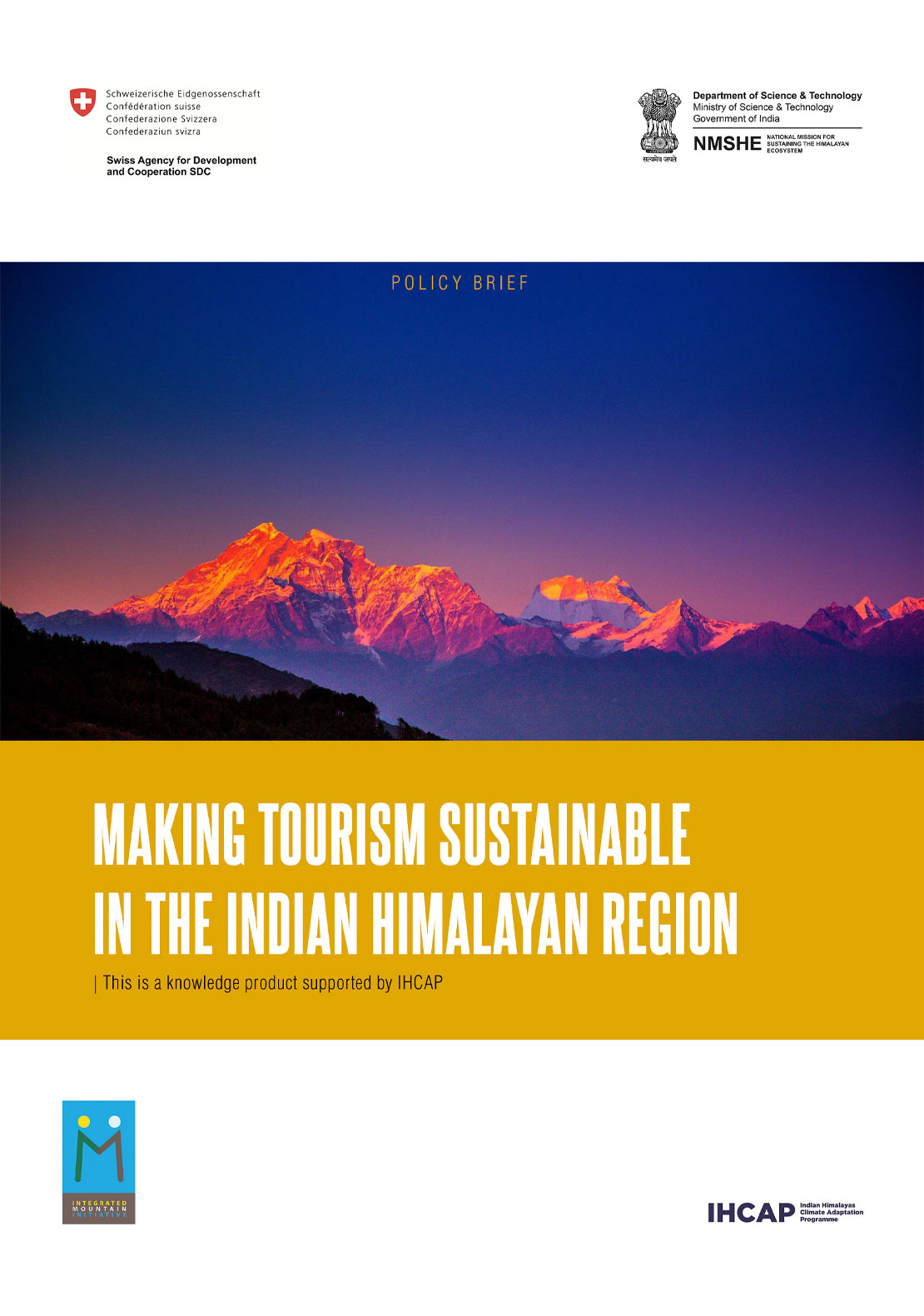 Himalayan Tourism IMI Policy Brief